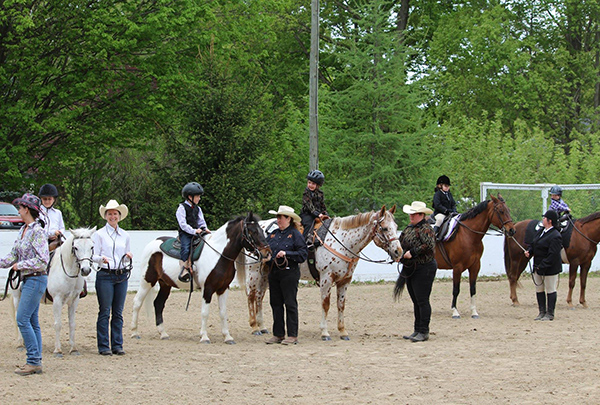 Annual Spring Festival - Horse Show
